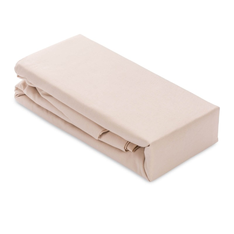 Bombažna rjuha Ivonne je iz renforce platna, ki velja za lahko, mehko tkanino, preprosto za vzdrževanje. Rjuha ima po celotnem robu elastiko za lažje vpenjanje na ležišče. Zaradi svojih dimenzij je primerna tudi za višja ležišča do višine 25 cm. Rjuha je pralna na 60 °C.