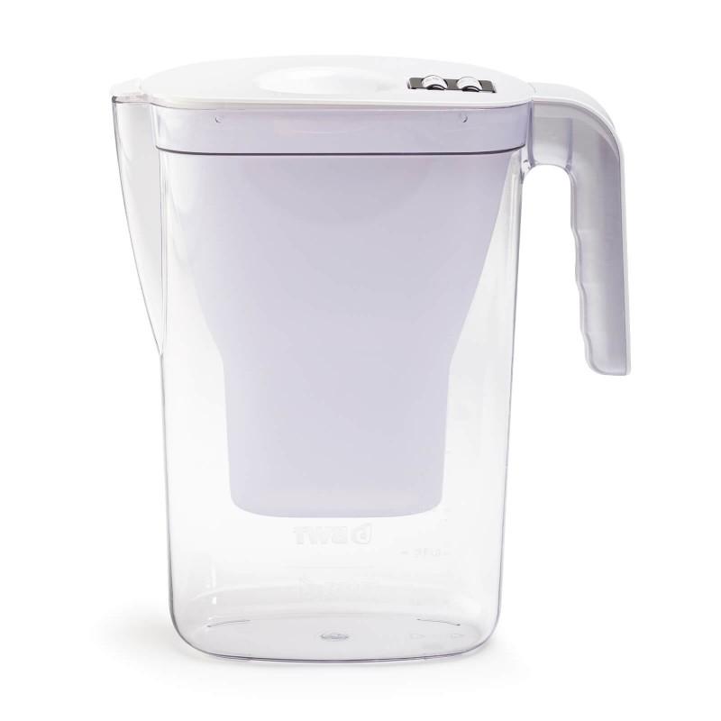Najboljša voda, ki ste jo kadarkoli okusili, ali pa vam vrnemo denar! Spoznajte edini filtracijski vrč na svetu, ki odstrani težke kovine in škodljive snovi, ter obogati vašo vodo z dragocenim magnezijem. Rezultat tega je nevtralna pH vrednost vode, ki ima edinstven okus in je prijetno mehka. Voda, ki je idealna za vsakodnevno pitje in odlična za pripravo boljše kave in čaja. Ko boste prvič okusili resnično prečiščeno vodo ne boste želeli piti ničesar drugega.