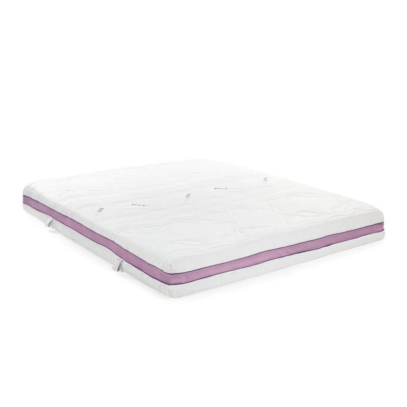 7 consko ležišče iz lateksa Hitex Clean Cool Comfort je visoko 18 cm in poskrbi za popolno podporo vašega telesa in udobje ter zagotavlja, da se boste zjutraj zbudili spočiti in naspani. Jedro iz 100 % lateksa poskrbi za popolno prilagoditev telesu in spalnemu položaju, zraven tega pa lateks vzdržuje optimalno temperaturo in pretok zraka v ležišču. Prevleka ležišča je snemljiva in pralna na 30 °C.
