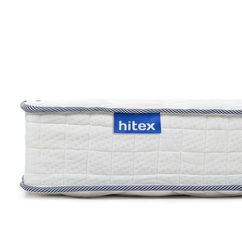 5-consko žepkasto ležišče Hitex Spring Air Comfort 22 je visoko 22 cm in poskrbi za popolno podporo vašega telesa in udobje ter zagotavlja, da se boste zjutraj zbudili spočiti in naspani. Samostojne žepkaste vzmeti v kombinaciji z dodatno plastjo filca v jedru in valjano peno v treh plasteh poskrbijo za pravilno lego in sproščujoč spanec.