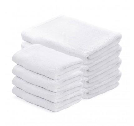 8-delni set brisač Svilanit Prima - bela
