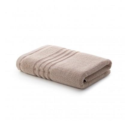 Brisača Svilanit Quick Dry - peščeno rjava