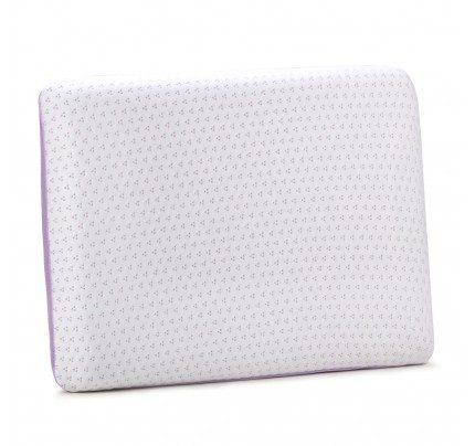 Klasični vzglavnik iz spominske pene Vitapur Family Lavender Memory - 40x55x9 cm