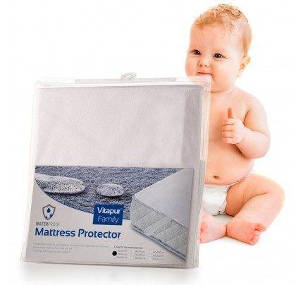 Nepremočljiva zaščita za ležišče Vitapur Baby Protect