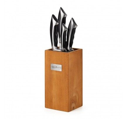 Leseno stojalo za nože Rosmarino Blacksmith's