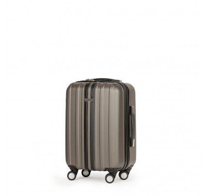 Potovalni kovček Scandinavia - siv, 40 l