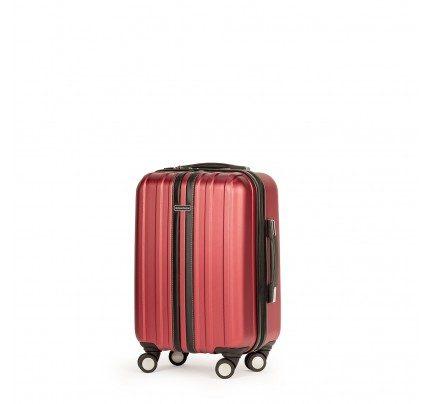 Potovalni kovček Scandinavia - rdeč, 40 l