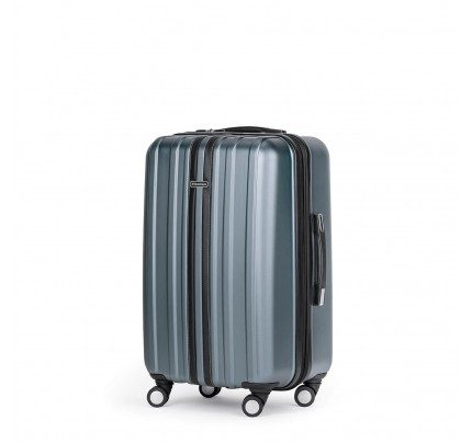 Potovalni kovček Scandinavia- srebrn, 65 l