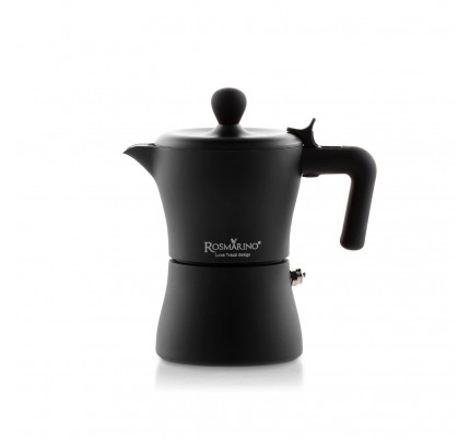 Kafetiera Rosmarino 150 ml - črna