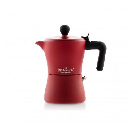 Kafetiera Rosmarino 150 ml - rdeča