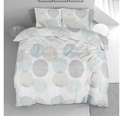 Bombažno-satenasta posteljnina Svilanit Emily