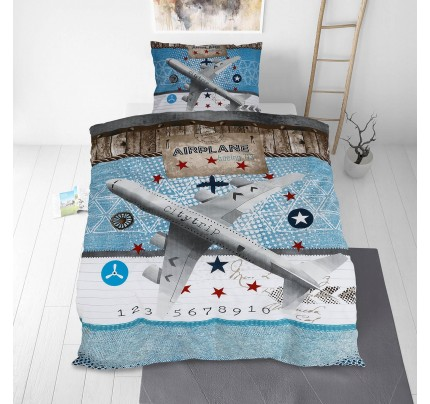 Otroška bombažna posteljnina Svilanit Heaven