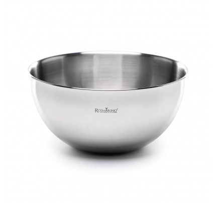 Jeklena posoda za mešanje Pour&Cook - 21 cm