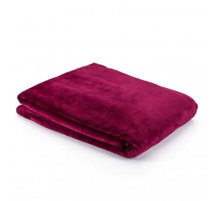 Dekorativna odeja Vitapur Anna - vijolična