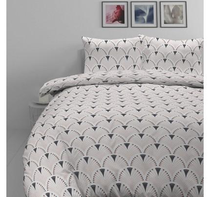 Bombažna posteljnina Svilanit Art Deco