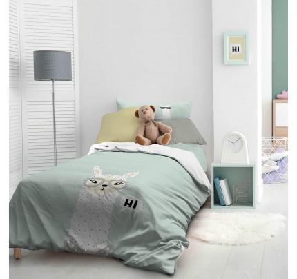 Otroška bombažna posteljnina Svilanit No problama