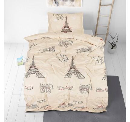 Otroška bombažna posteljnina Svilanit Paris Dream