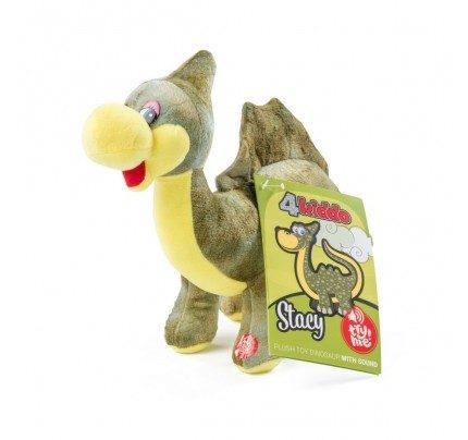 Plišasta igrača 4Kiddo dinozaver Stacy - z zvokom