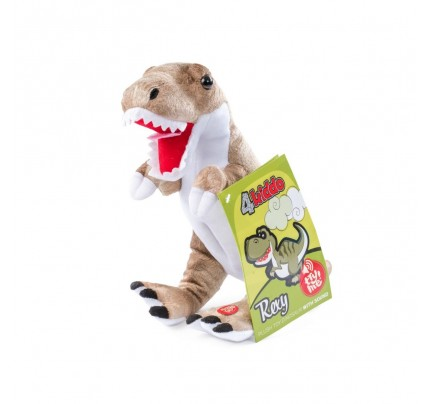 Plišasta igrača 4Kiddo dinozaver Rexy - z zvokom