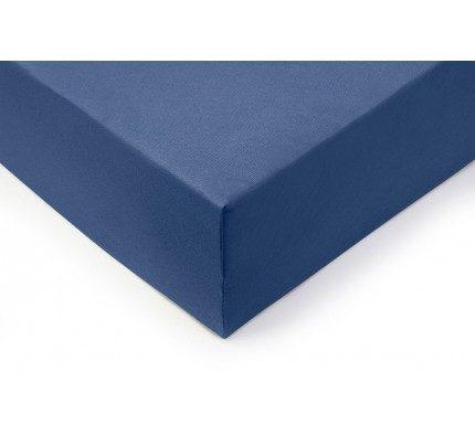 Bombažna napenjalna rjuha Vitapur Lyon - modra