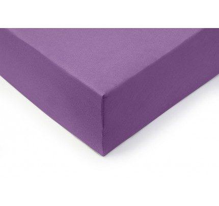 Bombažna napenjalna rjuha Vitapur Lyon - vijolična