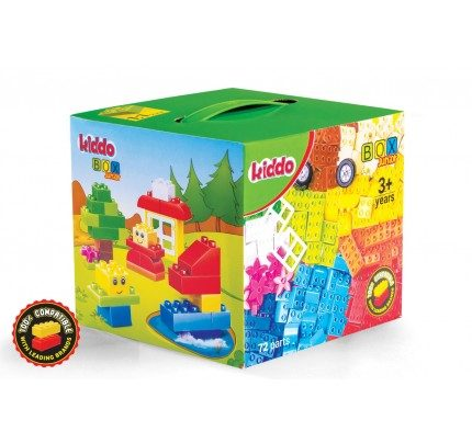 Kocke Kiddo Box Junior