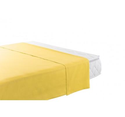 Klasična bombažna rjuha Vitapur Family Selina - rumena