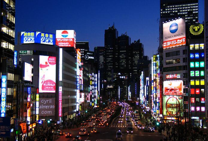 Tokio – najdražje in hkrati najbolj zanimivo mesto na svetu