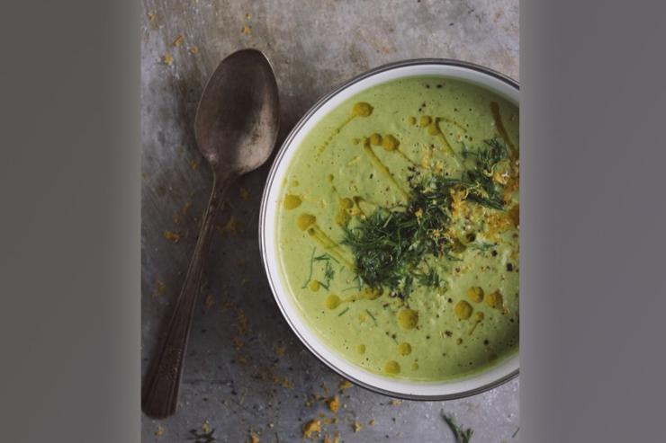 Recept za brokolijevo juho s koromačem