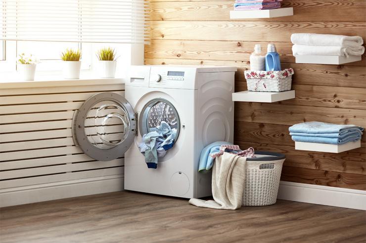 Kako očistiti pralni stroj?
