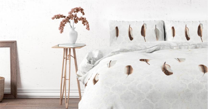 NOVE POSTELJNINE: Svoboda, svežina in nežnost v tvoji spalnici