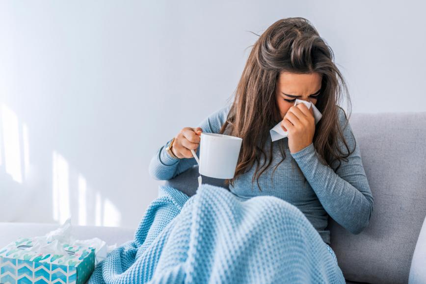 S pravim vzglavnikom se lahko izognete tem 4 vzrokom za izbruh alergije