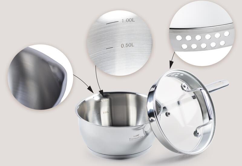 Še preprostejše kuhanje in enostavna uporaba