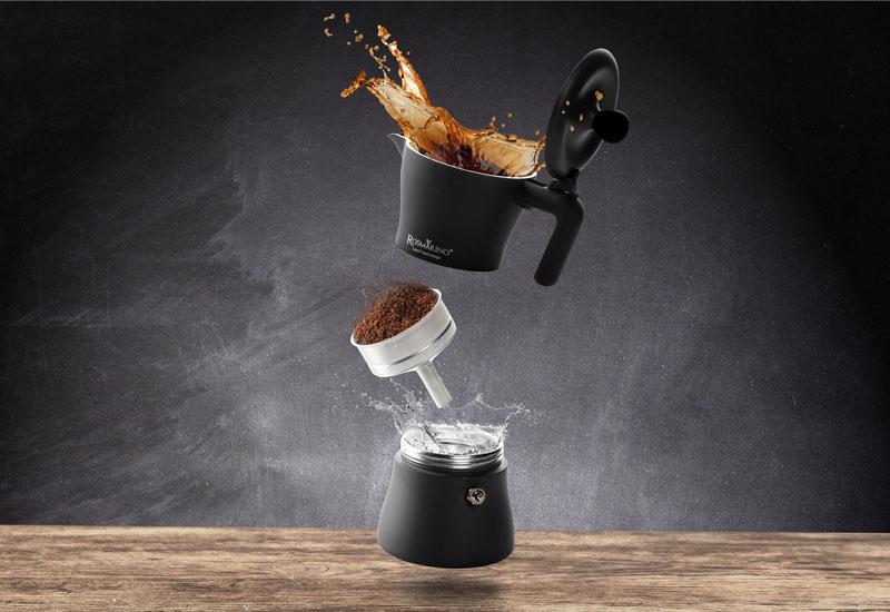 Priprava okusne tradicionalne kave