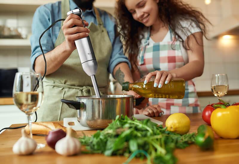 Vaša desna roka v kuhinji