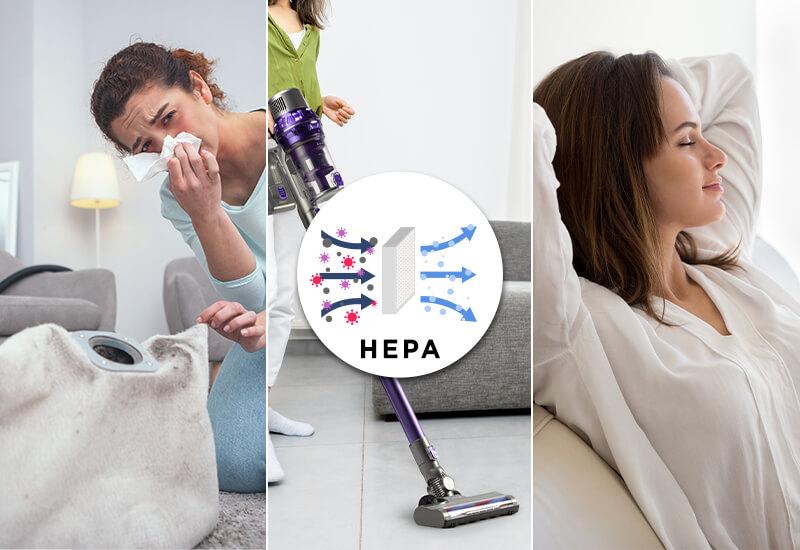 Adijo prašni delci in alergeni, pozdravljen čist zrak