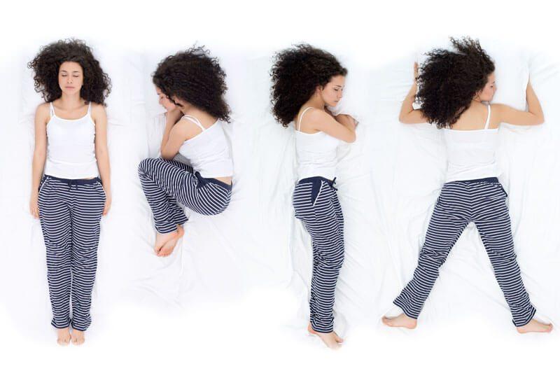 Idealna izbira za spanje v vseh spalnih položajih
