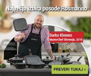 Kuhnjska posoda Rosmarino