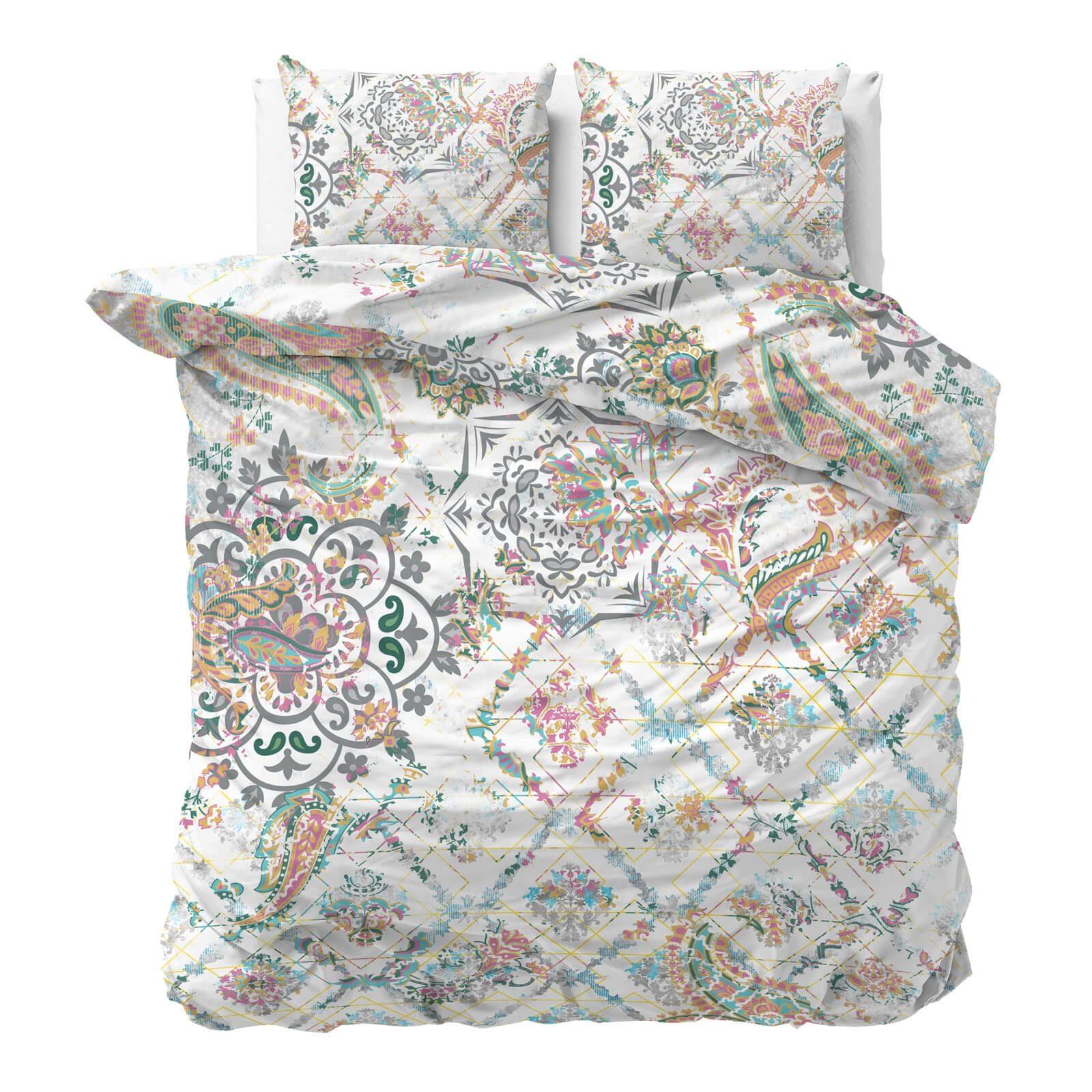 Bombažno-satenasta posteljnina Vitapur Jade