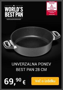 "Univerzalna ponev ""Best Pan"""