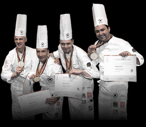 Svetovno priznani kuharji kuhajo z najboljšo posodo na svetu
