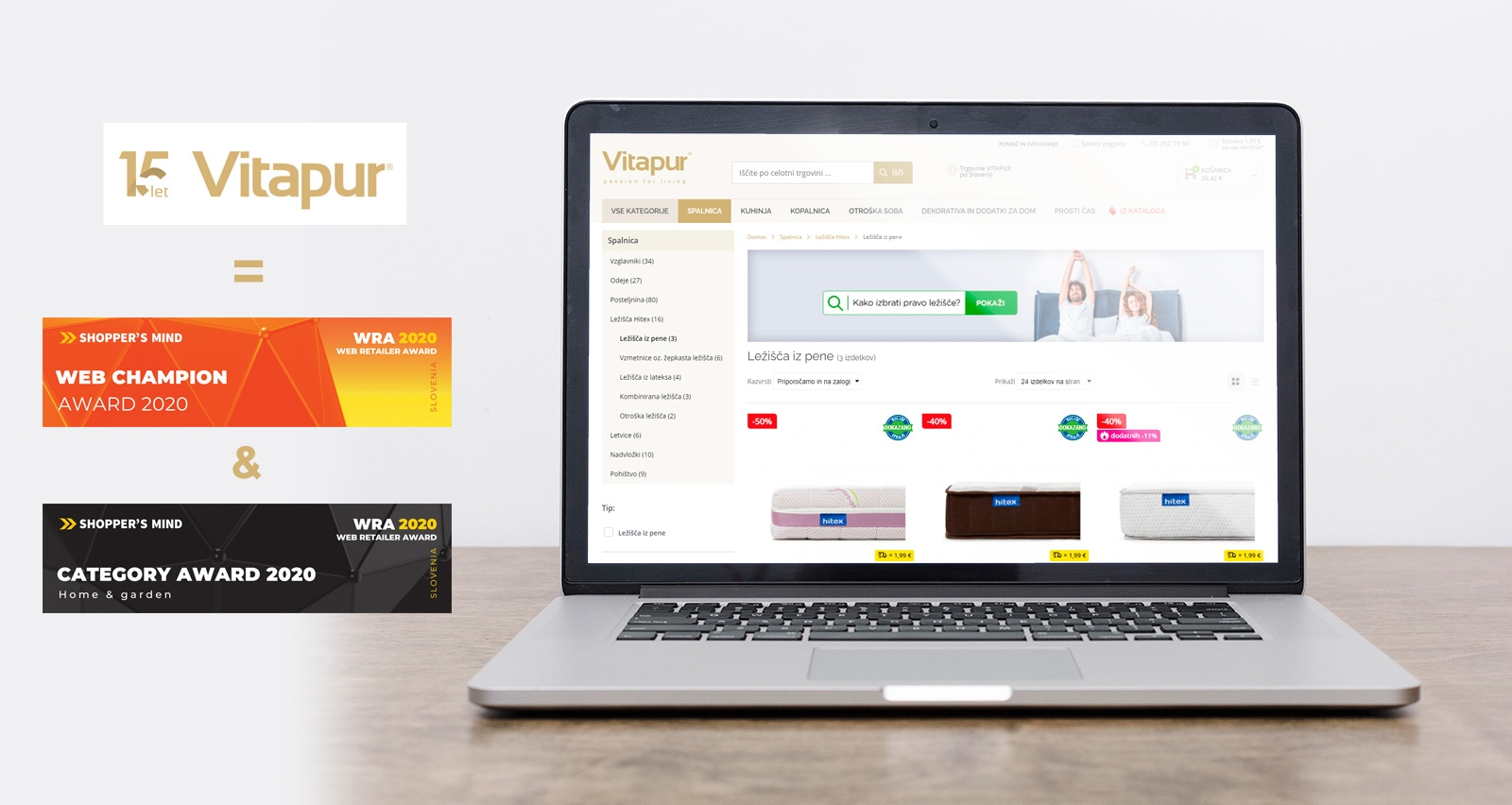 vitapur.si - Najboljša spletna trgovina v Sloveniji