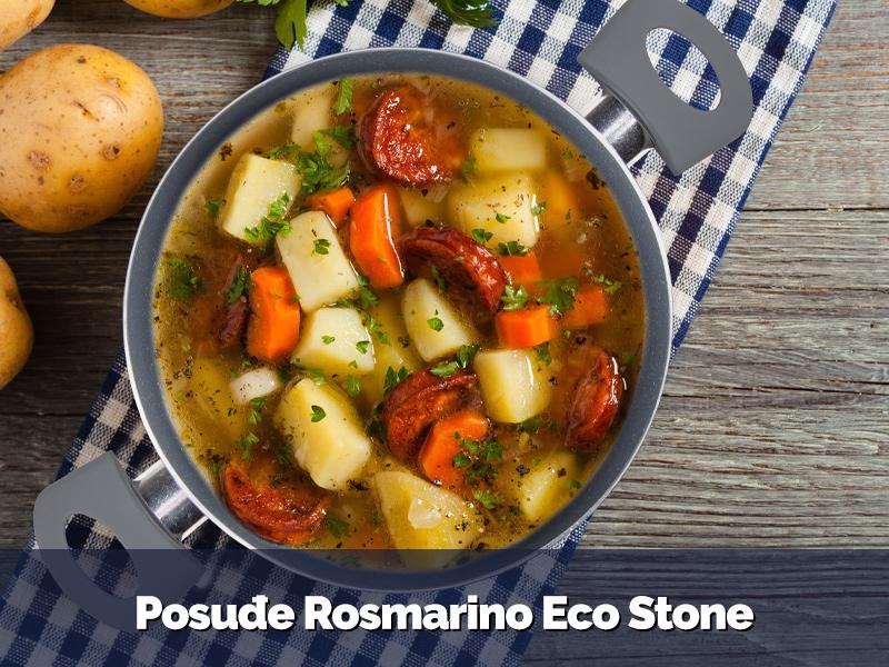 Posuđe Rosmarino Eco Stone